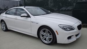 BMW 6 Series Rental Dubai