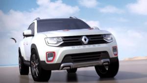 Renault Duster Rental Dubai