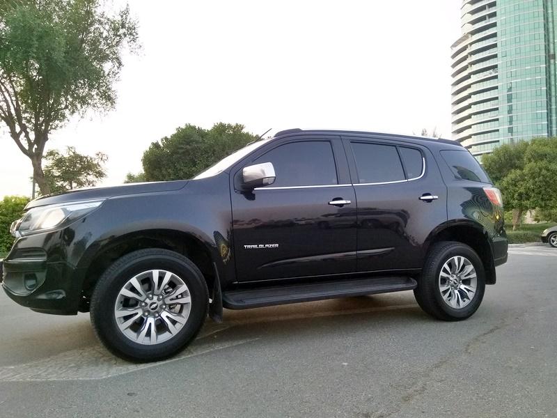 Chevrolet Trailblazer X Car Rental