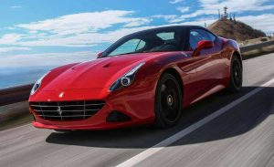 xcarrental ferrari california in dubai