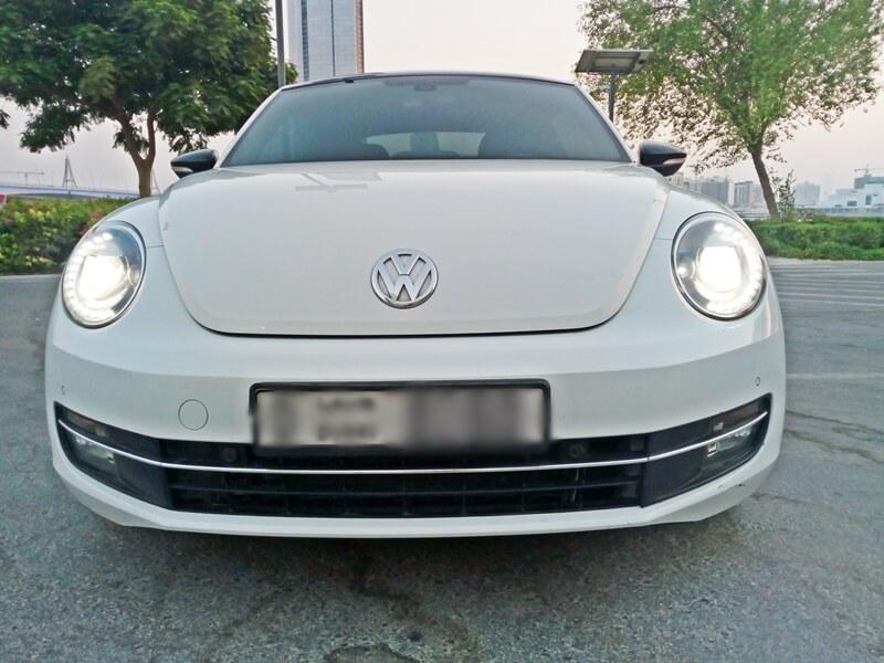 volkswagen beetle  car rental
