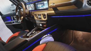 Mercedes G Class 2019 Hire in Dubai