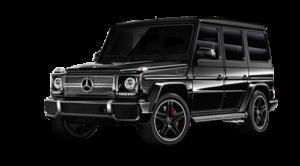 mercedes g class black