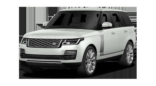 Range Rover Vogue White Rental Dubai
