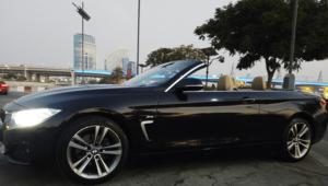 BMW 420i Rental Dubai
