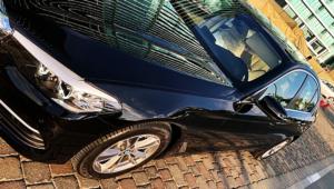 BMW 5 Series Rental in Dubai