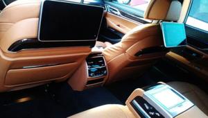 BMW 7 Series Hire in Dubai