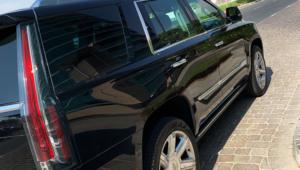 Cadillac Escalade Hire in Dubai