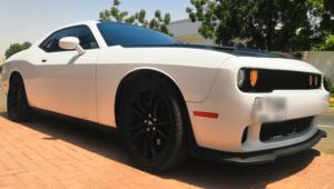 Dodge Challenger Rental Dubai