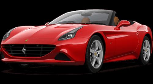 Ferrari California Rental Dubai