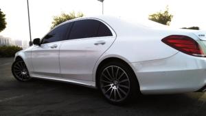 Hire Mercedes S Class in Dubai