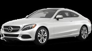 Mercedes C Class Coupe Rental Dubai