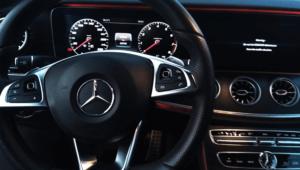 Mercedes E Class Hire in Dubai