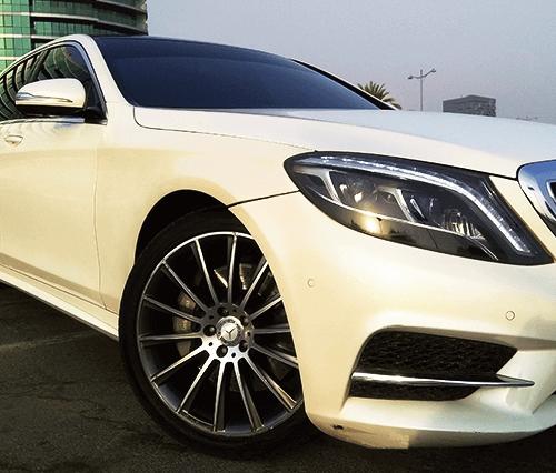 Mercedes S Class Hire in Dubai