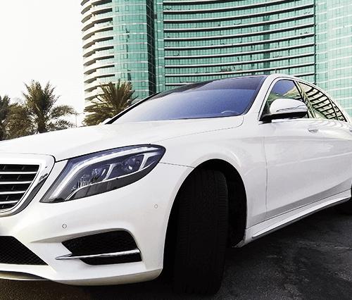 Mercedes S Class Rental Dubai