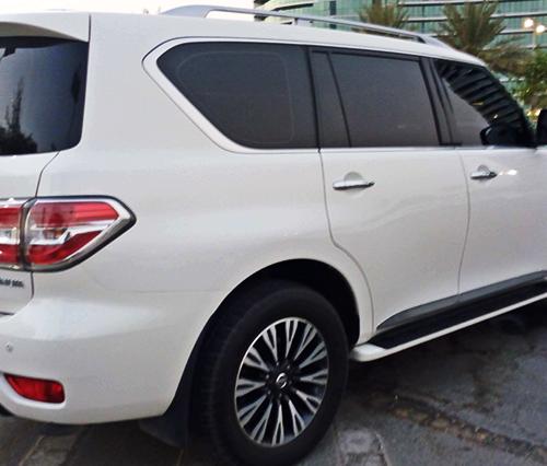 Nissan Patrol Platinum Hire in Dubai