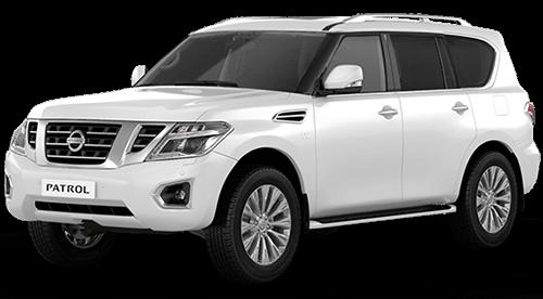 Nissan Patrol Rental Dubai