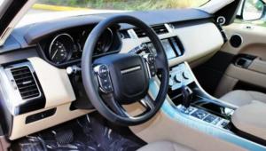 Range Rover Sport Hire in Dubai