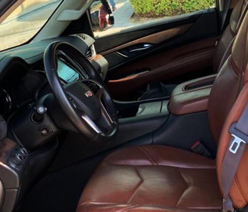Rent Cadillac Escalade in Dubai