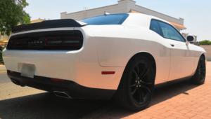 Rent Dodge Challenger in Dubai
