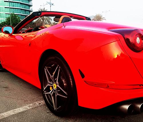 Ferrari California Images Gallery - X Car Rental