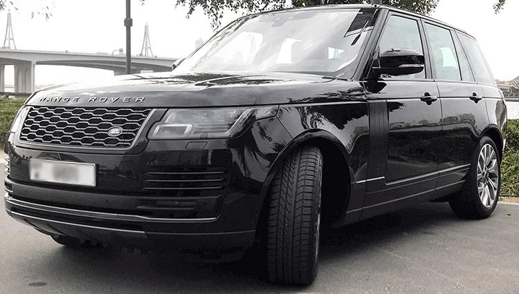 Range Rover Vogue HSE 2019