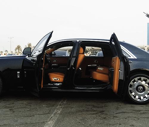 Rolls Royce Ghost Hire in Dubai