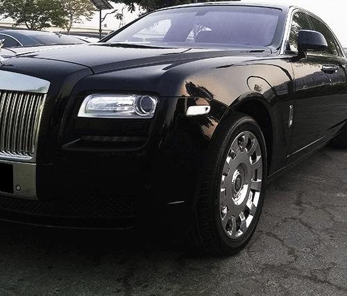 Rolls Royce Ghost Rent in Dubai