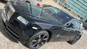 Rolls Royce Wraith Hire in Dubai