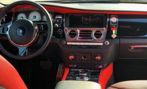 Hire Rolls Royce Wraith 2018 in Dubai