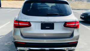 Mercedes GLC 300 Rental in Dubai