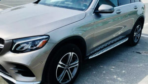 Mercedes GLC Rental in Dubai Airport