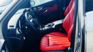 Mercedes GLC Rental in UAE