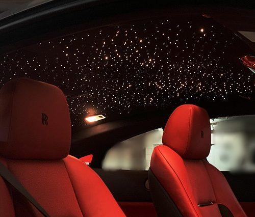 Rolls Royce Wraith 2018 Rental UAE