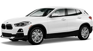 BMW X2 2020 Rental Dubai