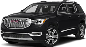 GMC Acadia Rental in Dubai
