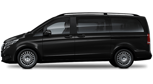 Mercedes Benz V250 8 Seater Rental Dubai