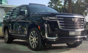 Cadillac Escalade 2021 Rent Dubai