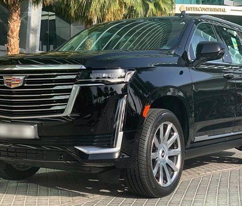 Cadillac Escalade 2021 Rental Dubai