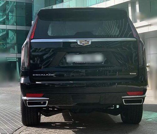 Cadillac Escalade 2021 Rental UAE