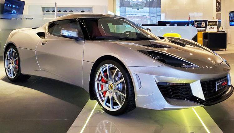 Lotus Evora 400 2021