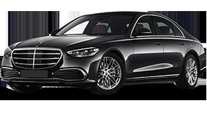 Mercedes S500 2021 Rental Dubai
