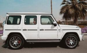 Mercedes G Wagon 2021 Rent Dubai