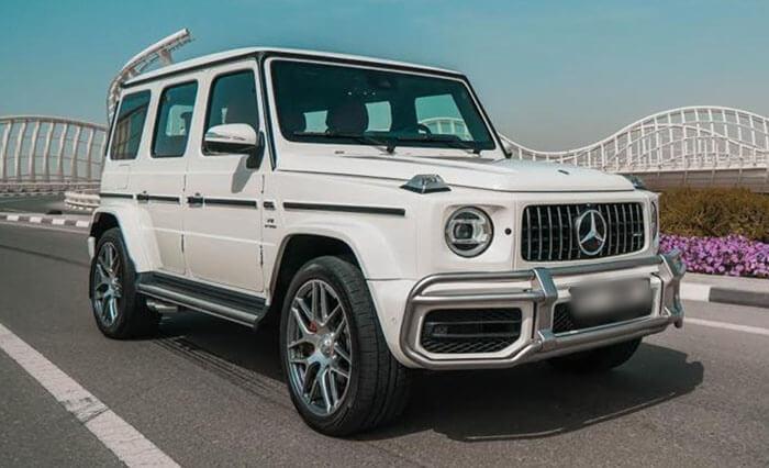 Mercedes G63 2021