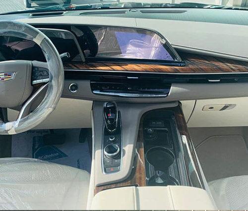 Rent-Cadillac Escalade 2021 in-Dubai