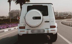 Rent G Wagon 2021 Dubai