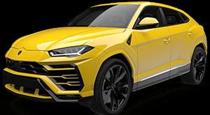 Lamborghini Urus 2021 Rental Dubai
