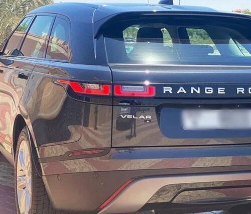 Range Rover Velar Rent in Dubai