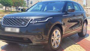 Range Rover Velar Rental Dubai